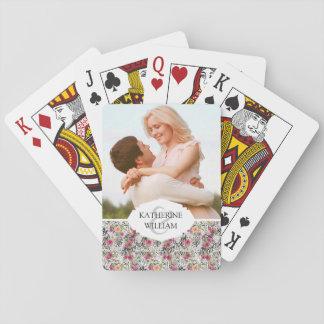 Cartes À Jouer Ajoutez votre motif nommé de | avec des posters de