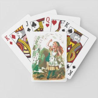 Cartes À Jouer Alice au pays des merveilles
