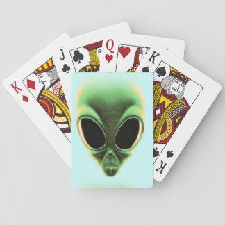 Cartes À Jouer Aliens parmi nous