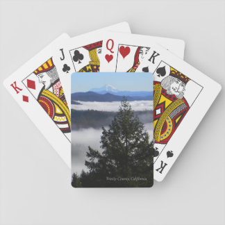 Cartes À Jouer Au delà de la forêt…