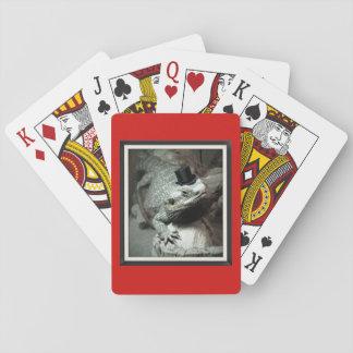 Cartes À Jouer Beardie dans les cartes de jeu standard de