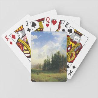 Cartes À Jouer Bord de forêt