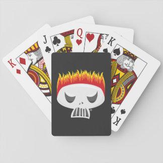 Cartes À Jouer Brûlées - cartes de jeu