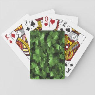 Cartes À Jouer Brume verte…