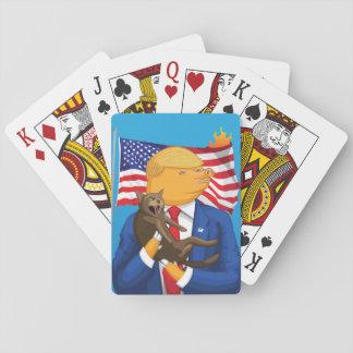 Cartes À Jouer Cartes de jeu américaines de catastrophe