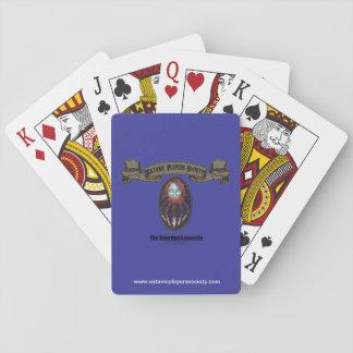 Cartes À Jouer Cartes de jeu barbues d'assassin de SPS