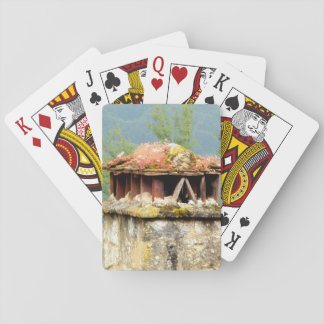 Cartes À Jouer Cartes de jeu classiques de cheminée française