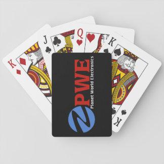 Cartes À Jouer Cartes de jeu classiques de l'électronique du