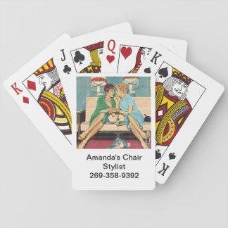 Cartes À Jouer Cartes de jeu d'affaires