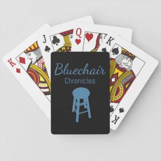Cartes À Jouer Cartes de jeu de Bluechair
