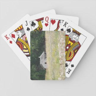 Cartes À Jouer Cartes de jeu de cabine