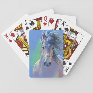 Cartes À Jouer Cartes de jeu de cheval