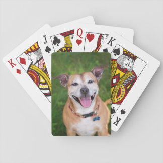 Cartes À Jouer Cartes de jeu de chien