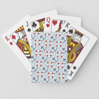Cartes À Jouer Cartes de jeu de conservateur et d'ancre de vie