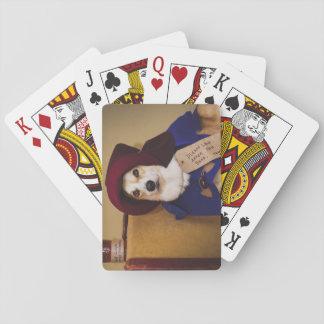 Cartes À Jouer Cartes de jeu de corgi de Paddington