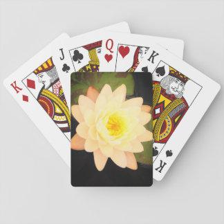 Cartes À Jouer Cartes de jeu de Lotus
