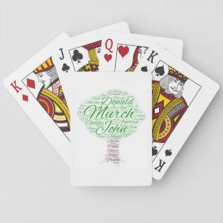 Cartes À Jouer Cartes de jeu de Murch