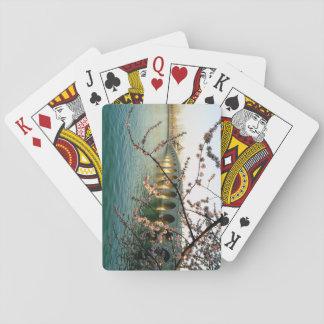 Cartes À Jouer Cartes de jeu de palais d'été