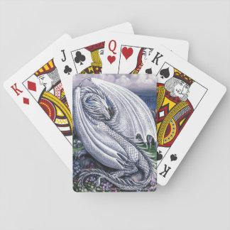 Cartes À Jouer Cartes de jeu de pierre porte-bonheur d'avril de