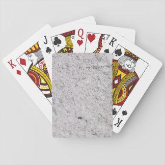 Cartes À Jouer Cartes de jeu de sable de plage