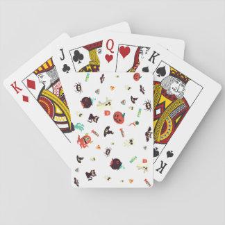 Cartes À Jouer Cartes de jeu de Spoopy
