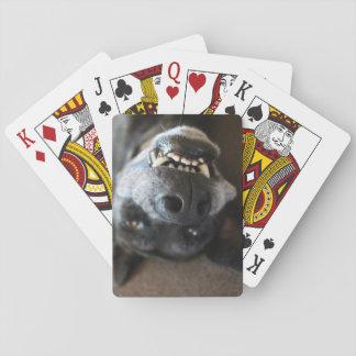 Cartes À Jouer Cartes de jeu de Teef du gauchiste