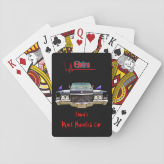 Cartes À Jouer Cartes de jeu d'Elvira