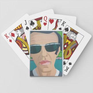 Cartes À Jouer Cartes de jeu d'homme de Sunglass