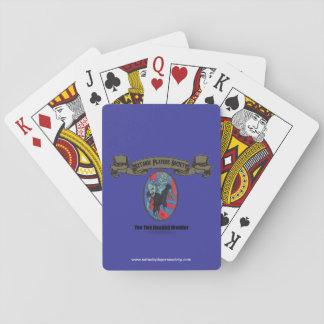 Cartes À Jouer Cartes de jeu dirigées de merveille de SPS deux