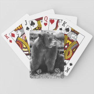 Cartes À Jouer Cartes de jeu d'ours