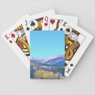 Cartes À Jouer Cartes de jeu du Colorado Aspen