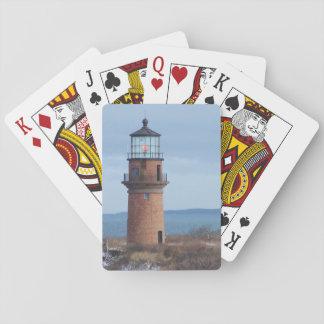 Cartes À Jouer Cartes de jeu principales gaies de phare