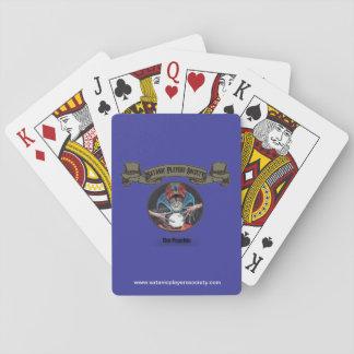 Cartes À Jouer Cartes de jeu psychiques de SPS