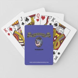 Cartes À Jouer Cartes de Madame jeu de dragon de SPS