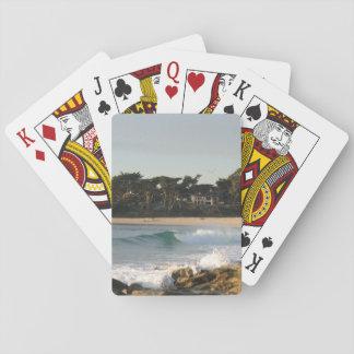 Cartes À Jouer Cartes de plage de Carmel
