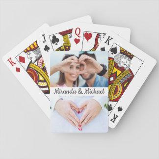 Cartes À Jouer Cartes de VOTRE jeu faites sur commande de photos