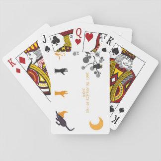 Cartes À Jouer cartes déplaisantes