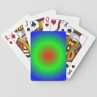 Cartes À Jouer Cercles concentriques #22