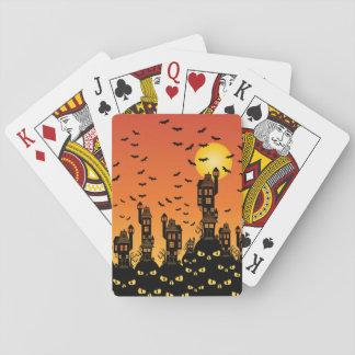 Cartes À Jouer Chambre hantée