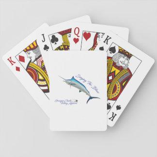 Cartes À Jouer Chant des cartes de jeu de bleus