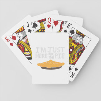 Cartes À Jouer Chemises de cool de thanksgiving de citrouille de