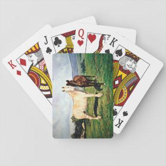 Cartes À Jouer Chevaux/Cabalos/Horses