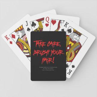 Cartes À Jouer Cheveux classiques aujourd'hui, cartes demain de