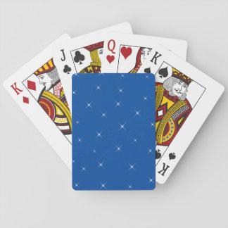 Cartes À Jouer Ciel nocturne