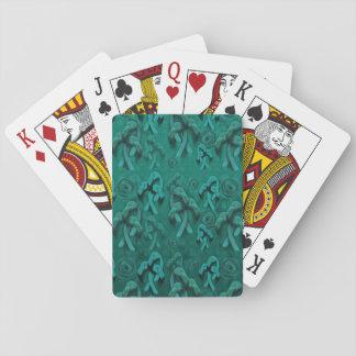 Cartes À Jouer Conte de fées de flamant