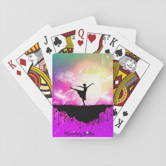 Cartes À Jouer Danse de ciel - cartes de jeu