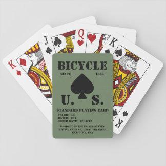 Cartes À Jouer (d'imitation) cartes de jeu normalisées par