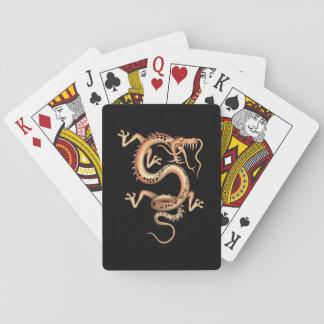 Cartes À Jouer Dragon mystique