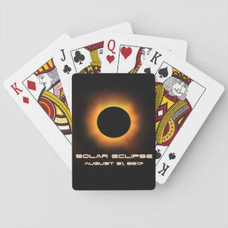 Cartes À Jouer Éclipse solaire