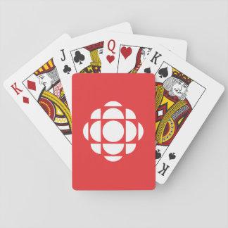 Cartes À Jouer Gemme de CBC/Radio-Canada